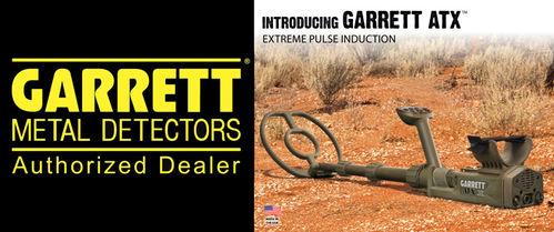 Garrett Authorized Dealer
