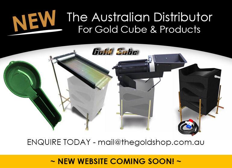 Ballarat Gold Cube Australia Distributor