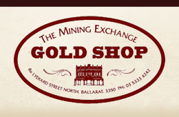 The Mining Exchange Gold Shop